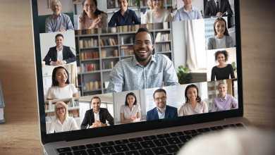 Photo of مركز التطوير الرقمي يقدم نصائح لتأمين مكالمات الفيديو