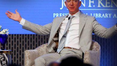 Photo of مؤسس أمازون يضيف 13 مليار دولار لصافي ثروته
