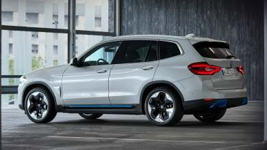 Photo of BMW تكشف النقاب عن سيارة iX3 الكهربائية