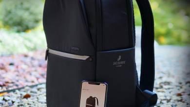 Photo of حقيبة الظهر الذكية من جوجل