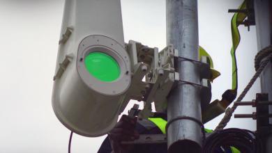 Photo of جوجل تستخدم الأشعة الضوئية لتوصيل الإنترنت في أفريقيا