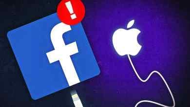 Photo of موظفو فيسبوك يقفون مع آبل ضد توجه شركتهم