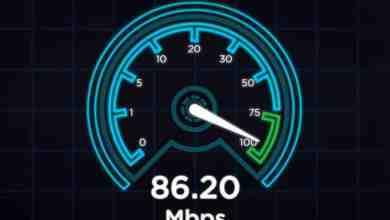 Photo of 3 طرق لاختبار سرعة اتصال الإنترنت في المنزل بسهولة