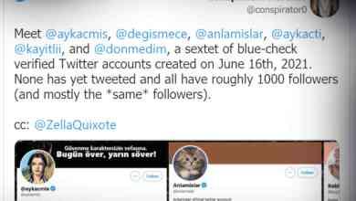 Photo of تويتر تحظر حسابات موثقة بعد إكتشاف وهميتها