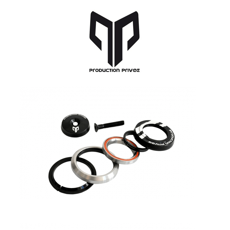 Production Privee tapered drop in sealed headset