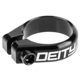 Deity Circuit Seat Post Clamp - 34.9mm; Coloured Seat clamps; Deity Seat clamps; Deity Seatclamps;