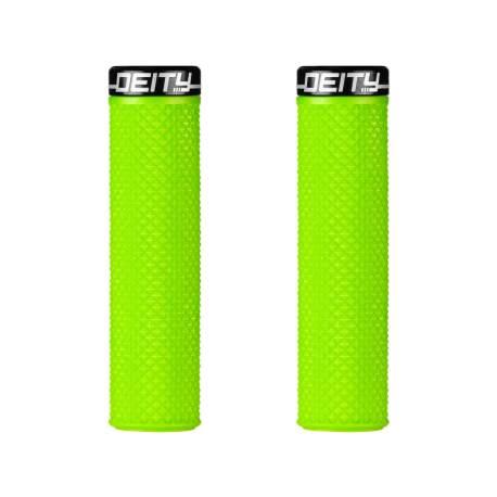 Deity Supracush Grips – Green