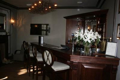 Holm House   Snug Bar