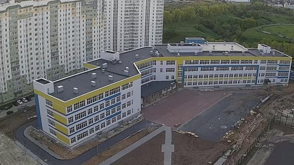 Новая школа на проспекте Клыкова в Курске начинает набор ...