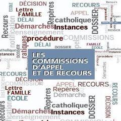 Commissions d'Appel et de recours : Resultats
