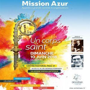 Mission Azur - 10 Juin 2018