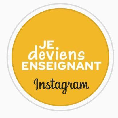 jedeviensenseignant.fr sur Instagram