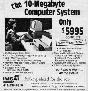 The 10-Megabyte Computer