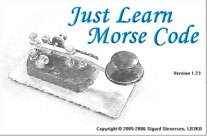 Just Learn Morse Code