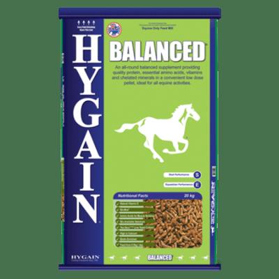 Hygain Balanced Horse Feed Bag.