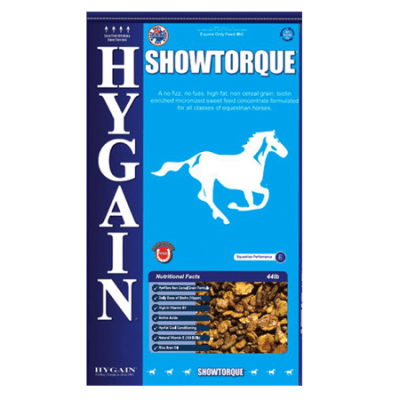 Hygain Showtorque Competition Horse Feed at D&D Feed