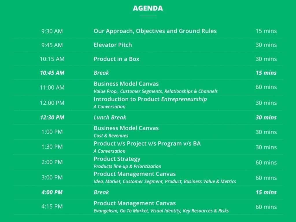 product-management-workshop-chennai-gurgaon-schedule