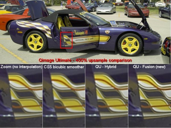 Qimage Ultimate - Fusion Interpolation