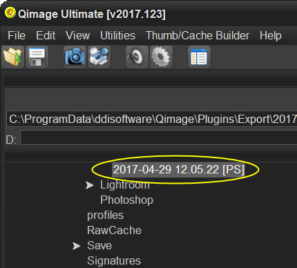 Qimage Ultimate - Screenshots