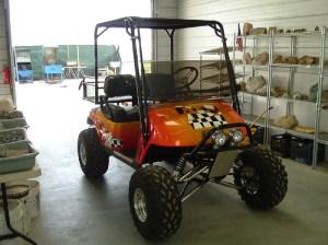Yamaha Golf Cart Electric Motor Upgrades  High Speed & Performance G2 G19 G22 G29 Drive  Used