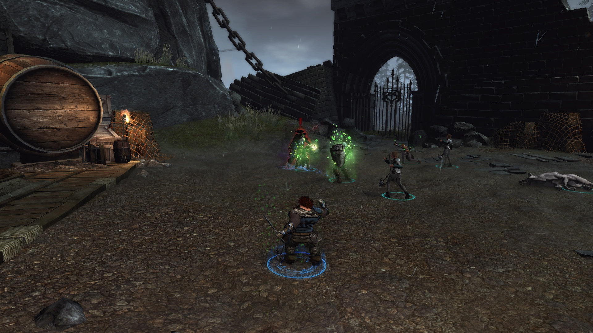 How To Create a Guardian Fighter - DDM's Realm   Neverwinter