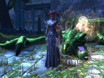 How To Create a Scourge Warlock in the Neverwinter MMORPG