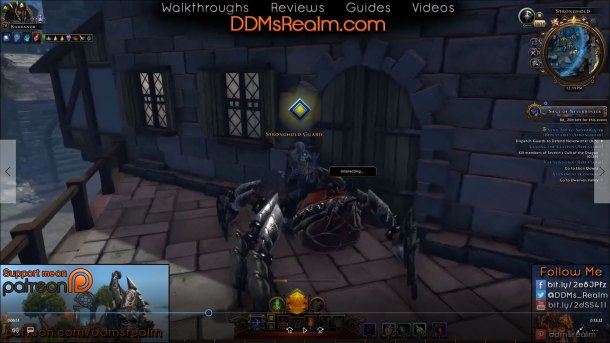 Siege of Neverwinter – Tips Tricks Walkthrough Guide - Hidden Guard