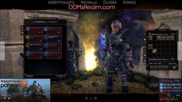 Siege of Neverwinter – Tips Tricks Walkthrough Guide - Loot List