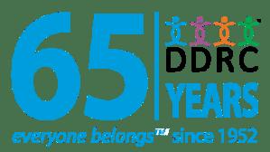 DDRC-65th-logo