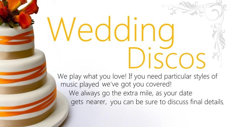 Wedding Disco Didcot