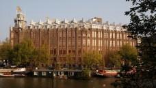 Het Scheepvaarthuis te Amsterdam