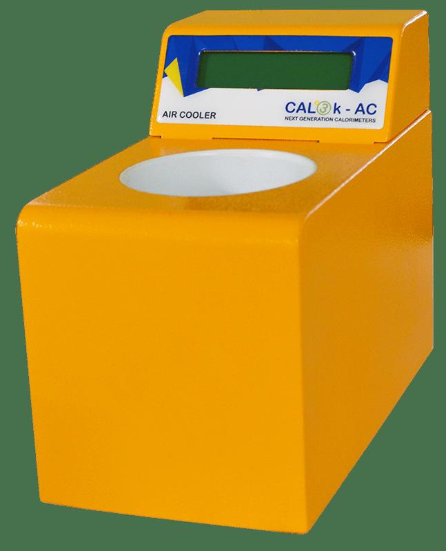CAL3K Oxygen Bomb Calorimeter System - Air Cooler   DDS Calorimeters