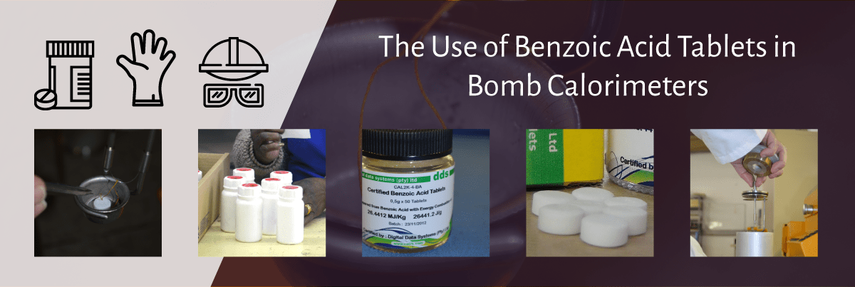 The Use of Benzoic Acid in Bomb Calorimeters | DDS Calorimeters