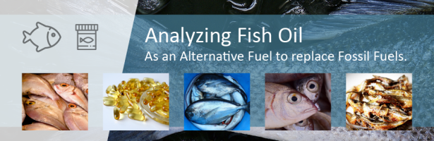 Analyzing Fish Oil as an Alternative Fuel