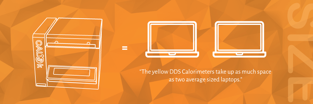 Calorimeter Size and Space Requirements | 10 Quick Calorimeter Tips | DDS Calorimeters
