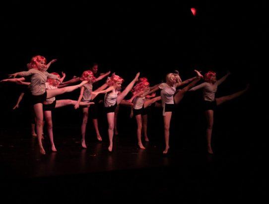 Videa z Winter Dance Performance D&D School