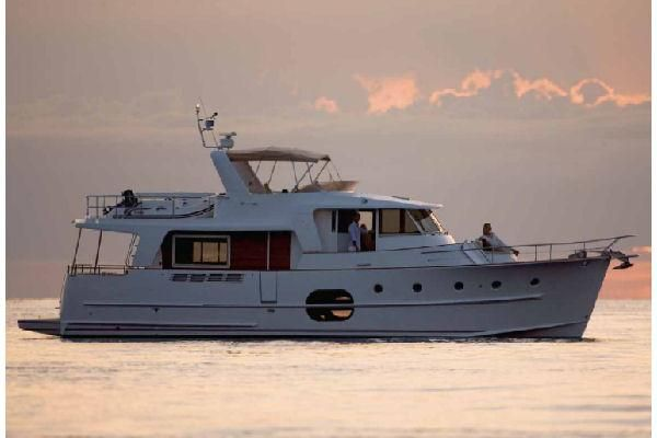 56 Beneteau Swift Trawler 52 Boat Sales Scotland DDZ