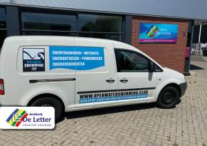 autobelettering vw caddy