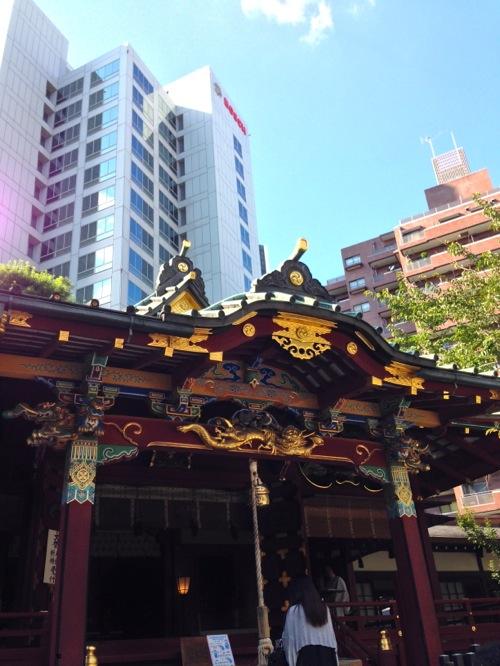 金王神社1