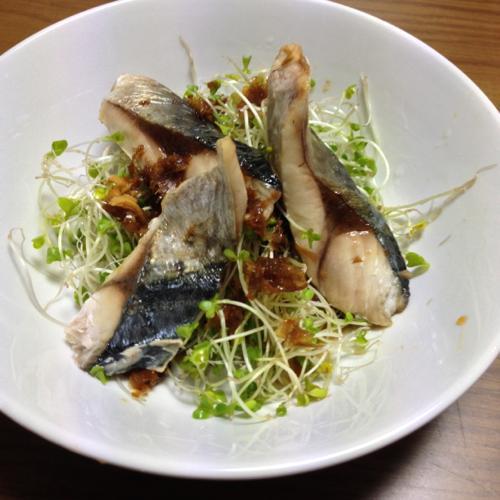 th_焼き鯖サラダ