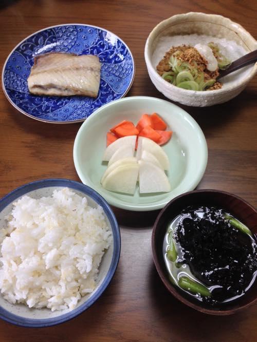 th_健康朝食白米