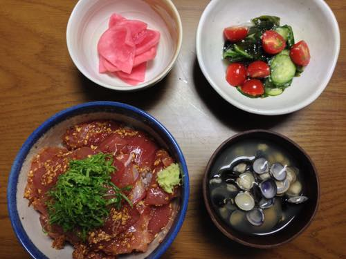 th_漬け丼セット
