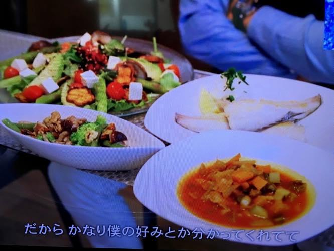 th_野菜、魚、ナッツ類