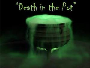 DEATH IN THE POT 1