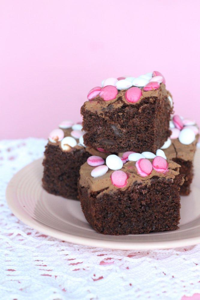 chocoladecake met olijfolie