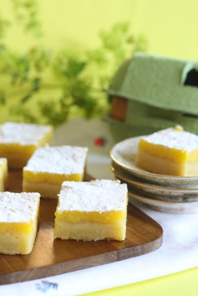 lemon vierkanten