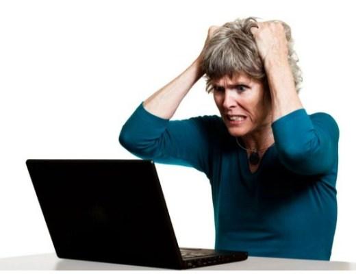 problemen met mijn website