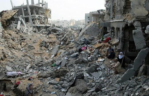 Zij die achterbleven in Aleppo