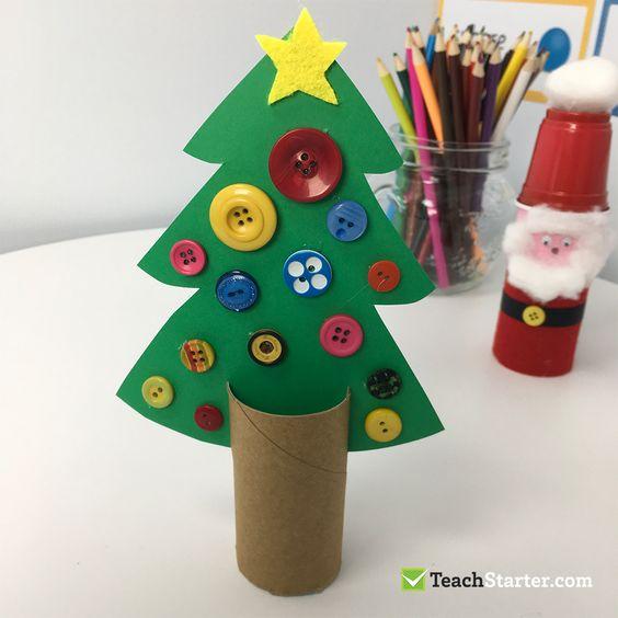 Idee e suggerimenti su lavoretti di natale per bambini dell'asilo. 6 Lavoretti Di Natale Per Bambini Dell Asilo Deabyday