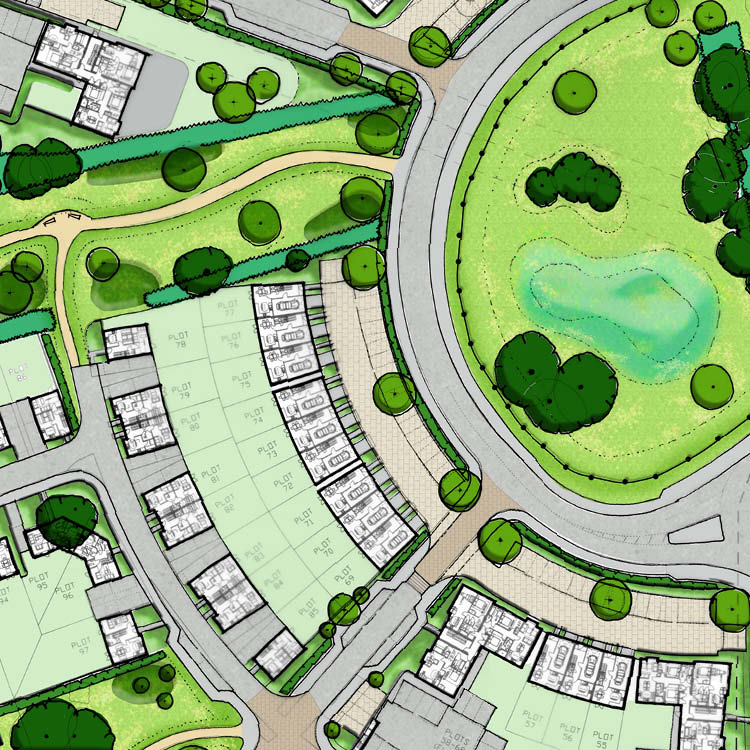 North Stoneham Park Planning Approval